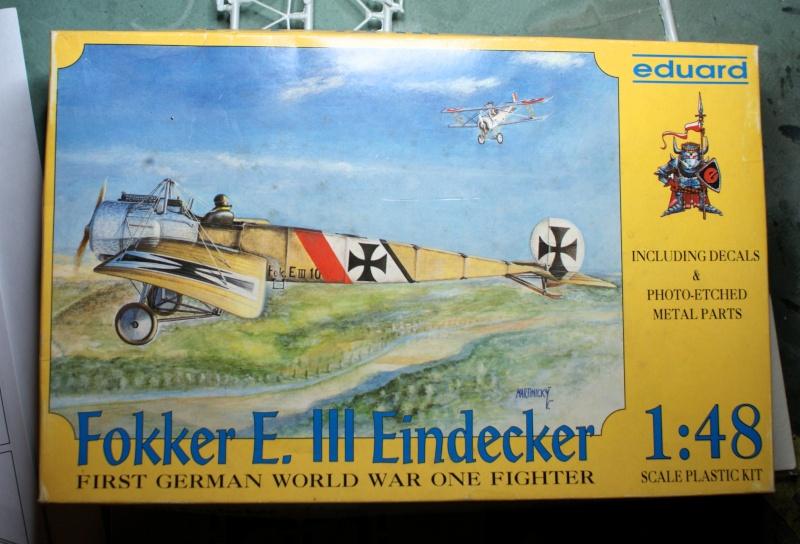 Fokker E.III Eindecker 105/15 - Ernst Udet - Fl. Abt. 68 / KEK Habsheim - Printemps 1916 Dsc03910
