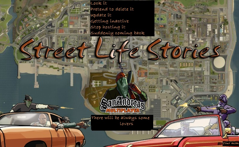 In memory of Crime Life Stories Slsres11