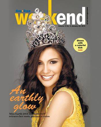 Jamie Herrell - The Official Thread of MISS EARTH® 2014 Jamie Herrell, Philippines 10393811