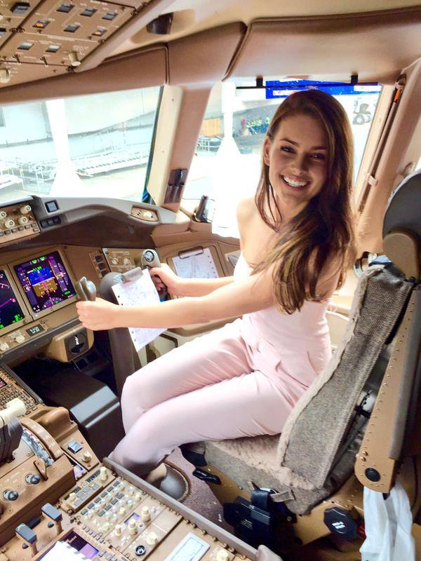 The Official Thread of Miss World 2014 ® Rolene Strauss- South Africa - Page 6 10427313