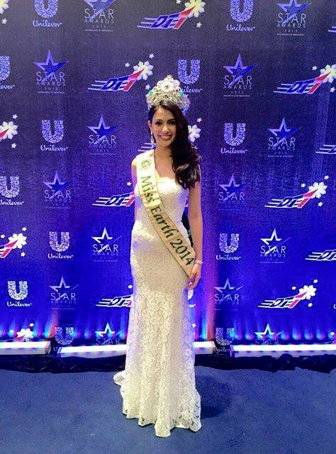 The Official Thread of MISS EARTH® 2014 Jamie Herrell, Philippines - Page 2 10940413