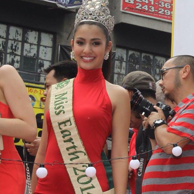 The Official Thread of MISS EARTH® 2014 Jamie Herrell, Philippines - Page 2 11001910