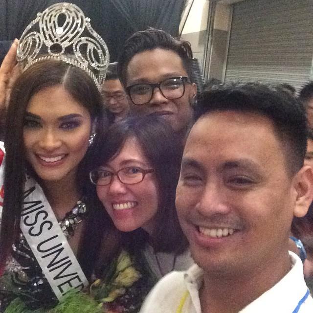 Pia Alonzo Wurtzbach (Miss Universe Philippines 2015/Miss Universe 2015) 11049210