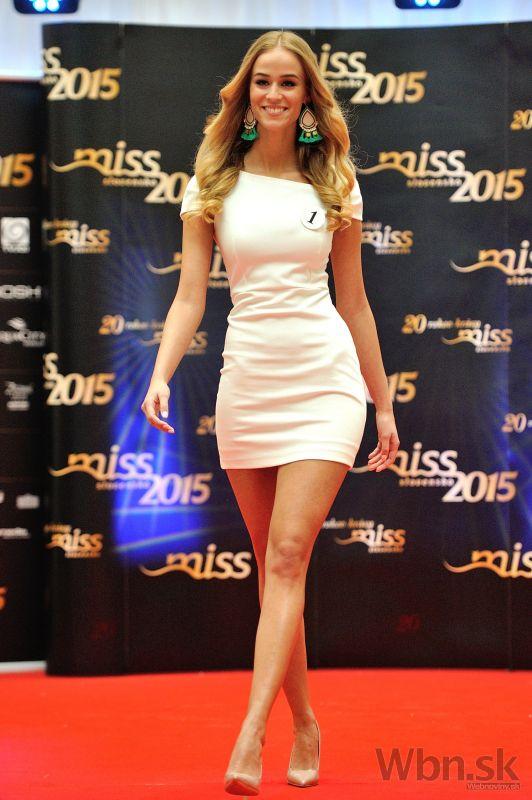 Road to MISS SLOVENSKO 2015  Finali22