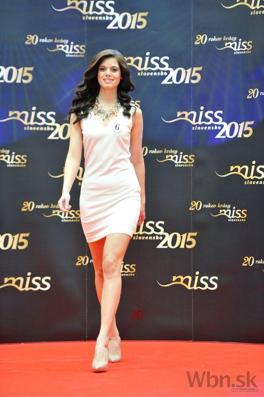 Road to MISS SLOVENSKO 2015  Finali27