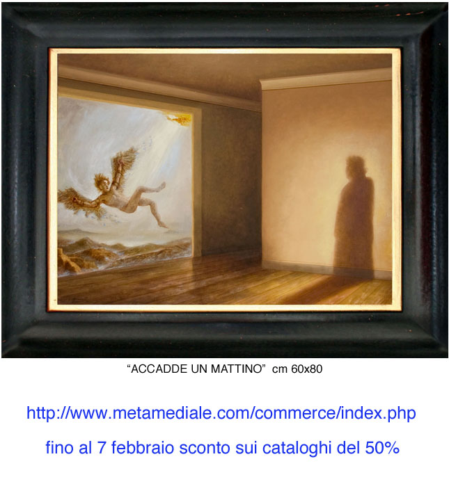 "FIESOLE ""Isole del pensiero"" Böcklin-de Chirico-Nunziante 14011110"