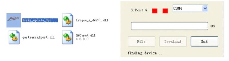 [Tuto] Mise à jour des recepteurs X par le SPort Sans_t19