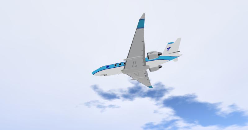 Falcon 2000 Médical  Snapsh11