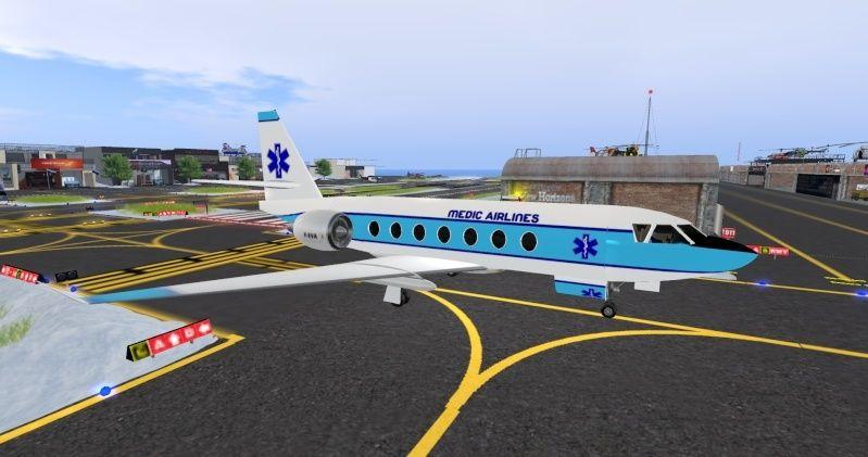 Falcon 2000 Médical  Snapsh12