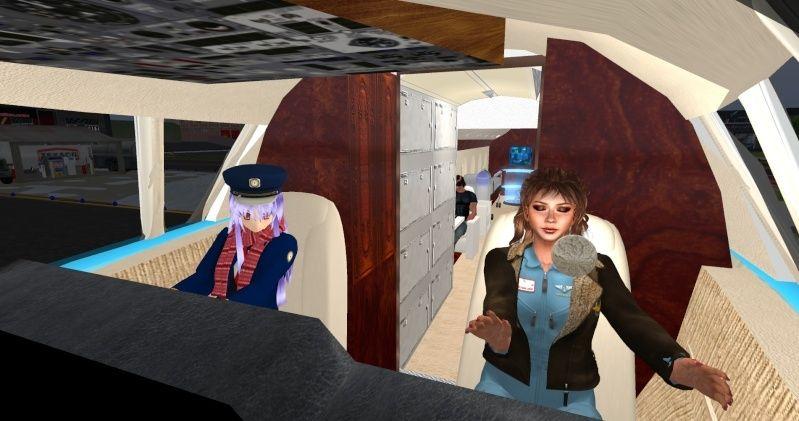 Falcon 2000 Médical  Snapsh14