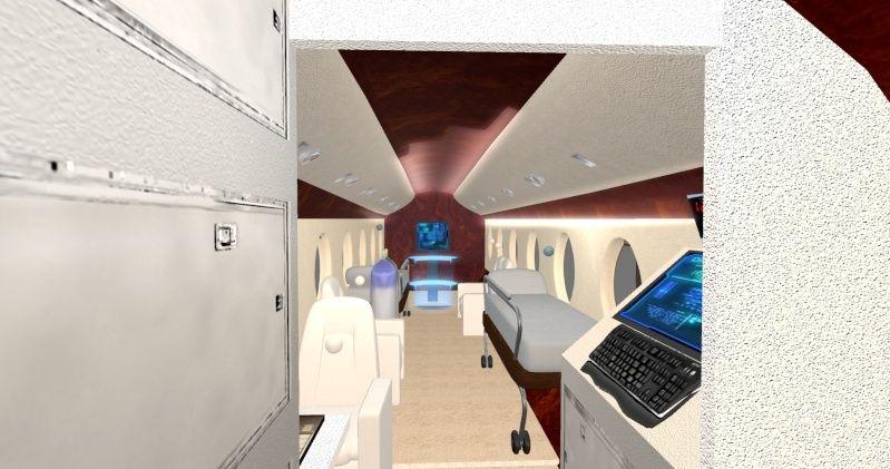 Falcon 2000 Médical  Snapsh15