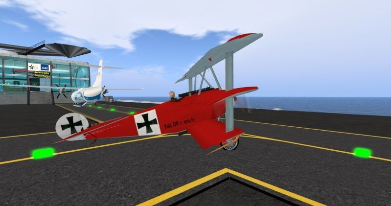 Fokker DR 1 Photographies Snapsh32