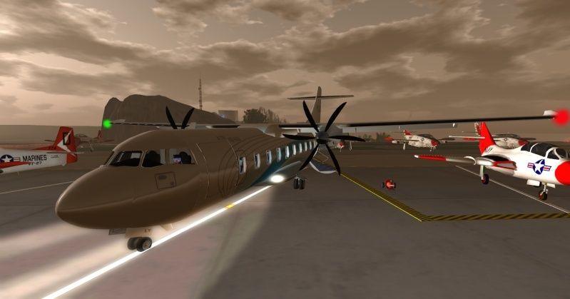 ATR 42-600 Photographs - Page 2 Snapsh52