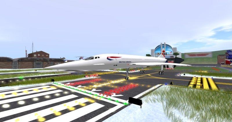 Photographies du Concorde  Snapsh78