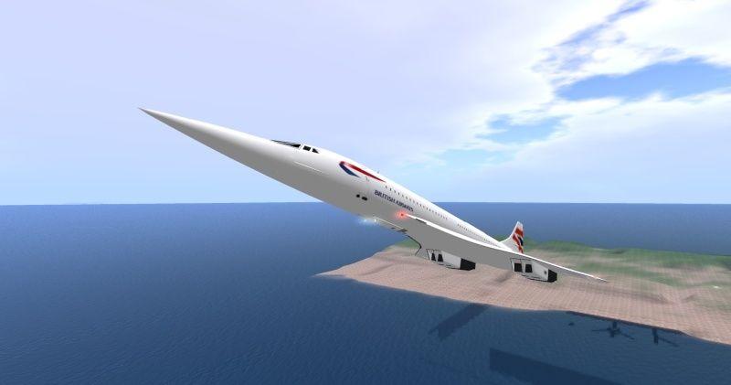 Photographies du Concorde  Snapsh79