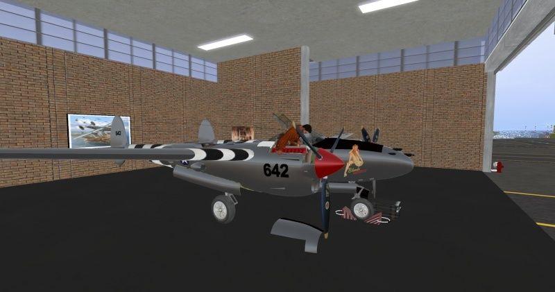 P-38 lightning Photographies Snapsh83