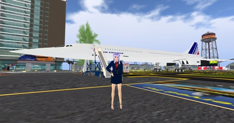 Photographies du Concorde  Snapsh96