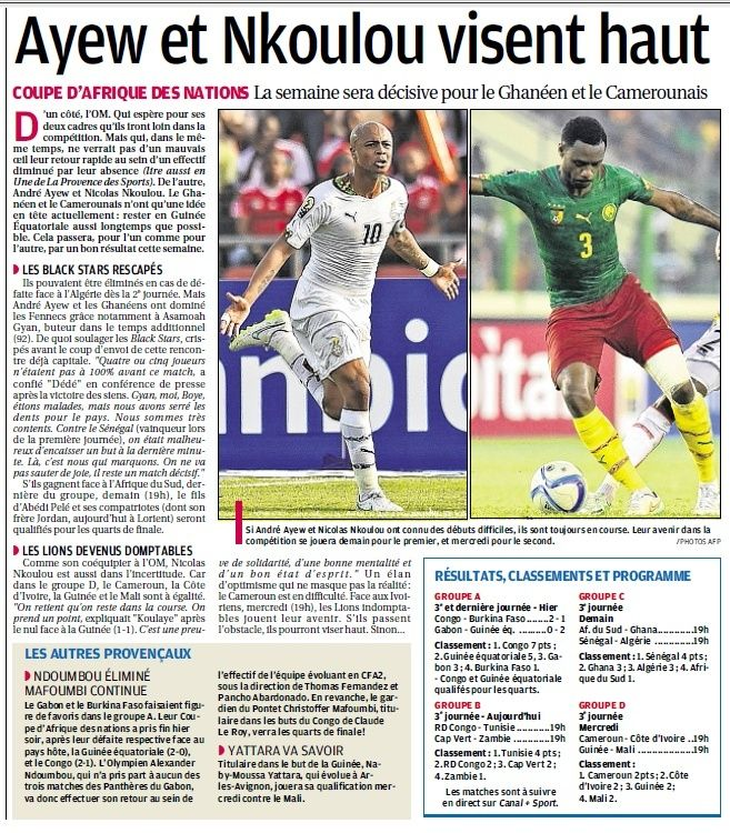 ANDRE AYEW - Page 26 1911