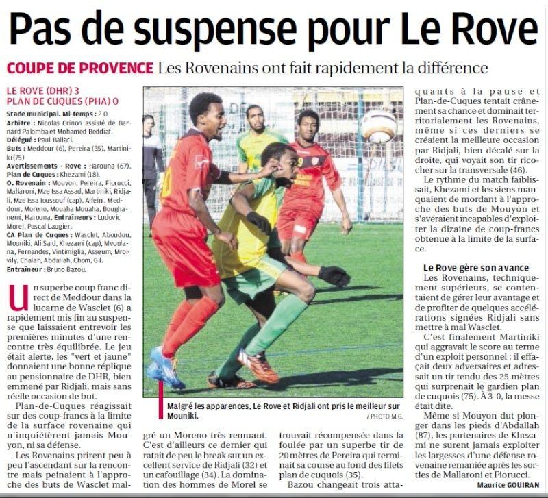 OLYMPIQUE ROVENAIS// DHR - Page 30 311