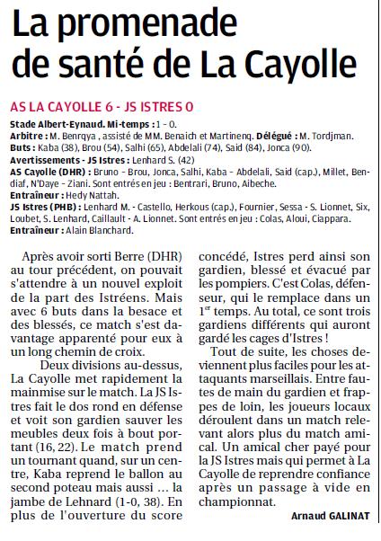 SCOC LA CAYOLLE // DHR - Page 19 3a11