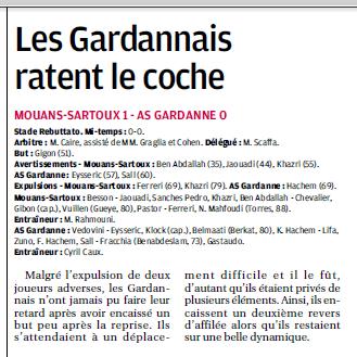 AS GARDANNE // DHR MEDITERRANEE - Page 25 3a12