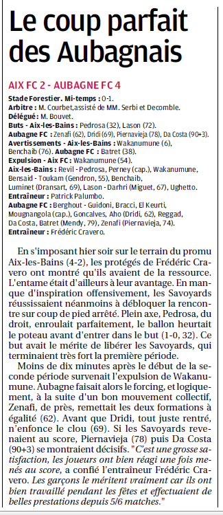 FC AUBAGNE // CFA2 GROUPE SUD EST  G - Page 20 510