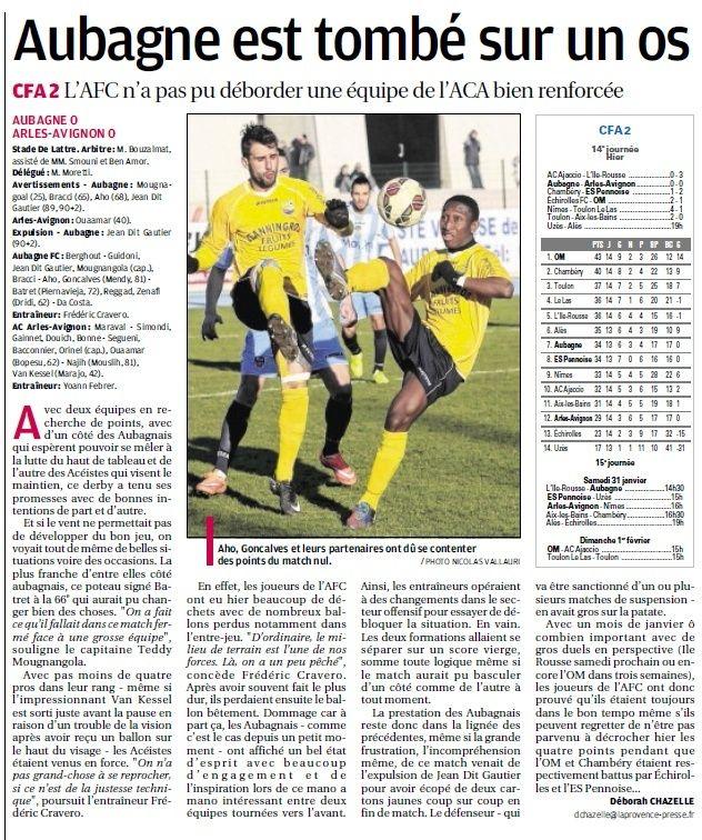 FC AUBAGNE // CFA2 GROUPE SUD EST  G - Page 20 511