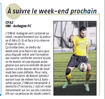 FC AUBAGNE // CFA2 GROUPE SUD EST  G - Page 20 517