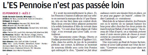 OLYMPIQUE D'ALES // CFA2  GROUPE E  - Page 12 520