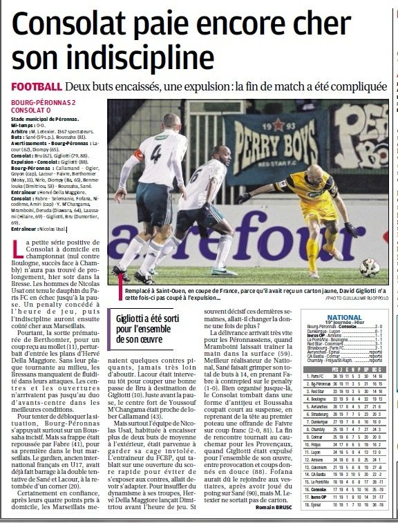 3E JOURNEE : MARSEILLE CONSOLAT - FC BOURG-PERONNAS 22 AOUT 2014 - Page 2 721