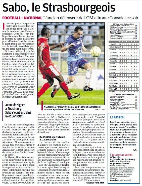 STRASBOURG DE RETOUR  - Page 26 724