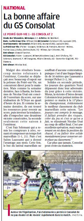 5E JOURNEE : MARSEILLE CONSOLAT - LE POIRE SUR VIE 5 SEPTEMBRE 2014 7a13