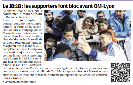 SUPPORTERS ...ALLEZ L'OM - Page 8 848