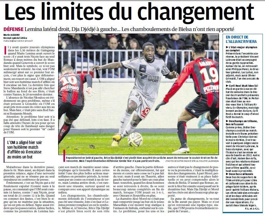 Brice Dja Djédjé. Lateral Ivoirien 23 ans, formé au... PSG - Page 3 8d11