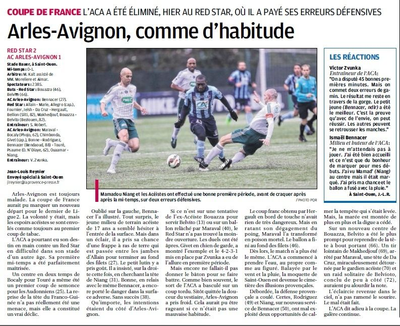 """RED STAR Football Club  L"""" ETOILE ROUGE PARISIENNE  - Page 9 911"""