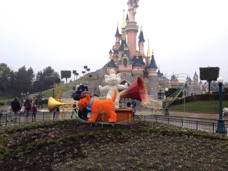 Festival du Printemps du 1er mars au 31 mai 2015 - Disneyland Park  - Page 7 10382410