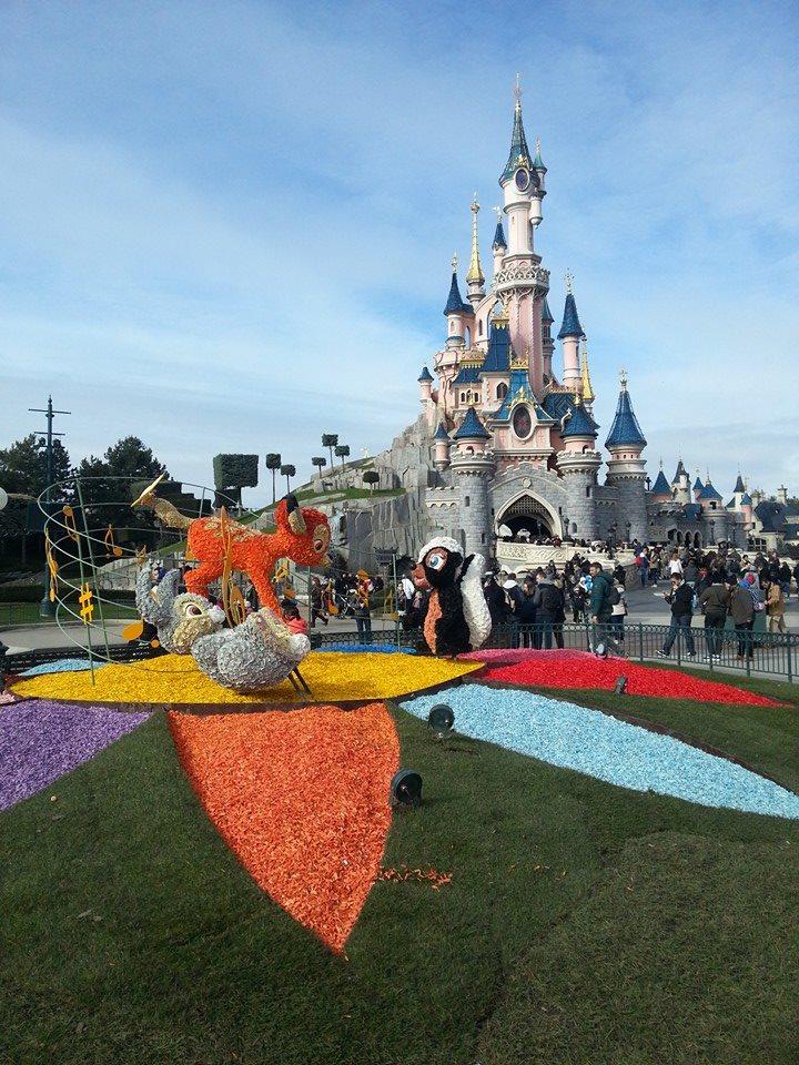 Festival du Printemps du 1er mars au 31 mai 2015 - Disneyland Park  - Page 8 10406610