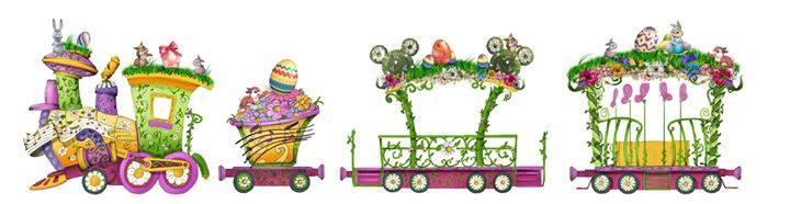 Festival du Printemps du 1er mars au 31 mai 2015 - Disneyland Park  - Page 7 10422210