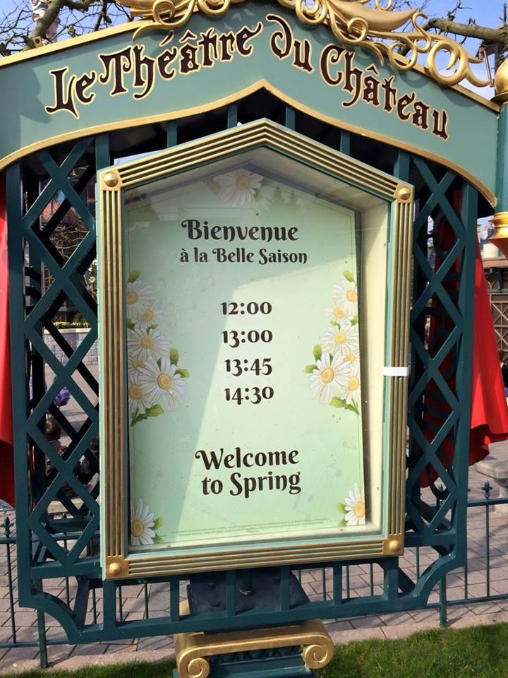 Festival du Printemps du 1er mars au 31 mai 2015 - Disneyland Park  - Page 12 10599310
