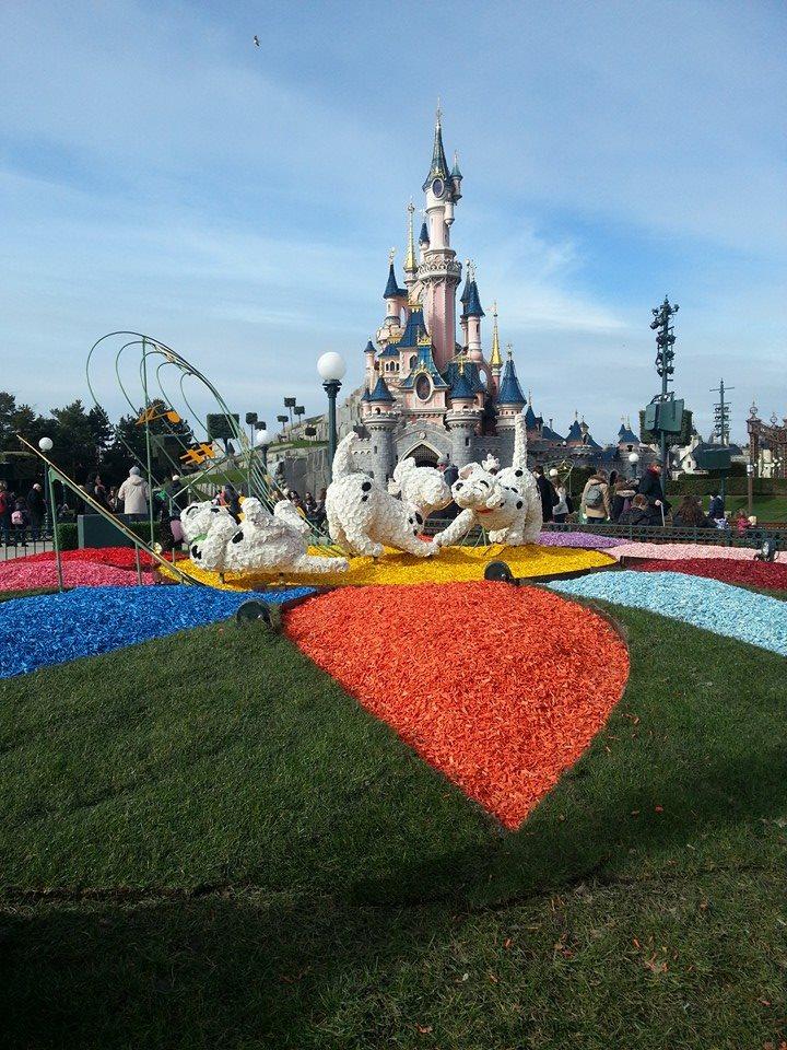 Festival du Printemps du 1er mars au 31 mai 2015 - Disneyland Park  - Page 8 10941410