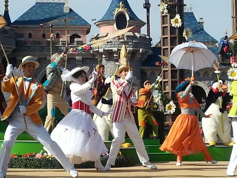 Festival du Printemps du 1er mars au 31 mai 2015 - Disneyland Park  - Page 8 10947310