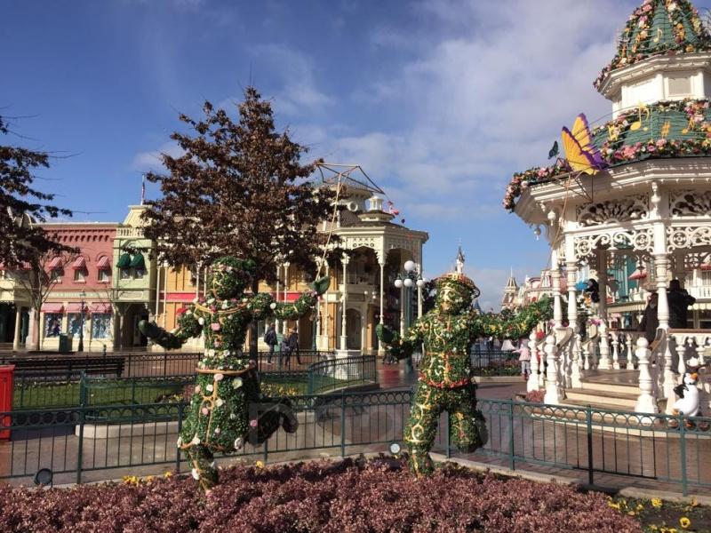 Festival du Printemps du 1er mars au 31 mai 2015 - Disneyland Park  - Page 6 10994211