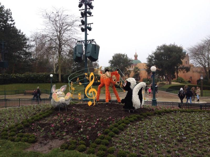 Festival du Printemps du 1er mars au 31 mai 2015 - Disneyland Park  - Page 7 11001511