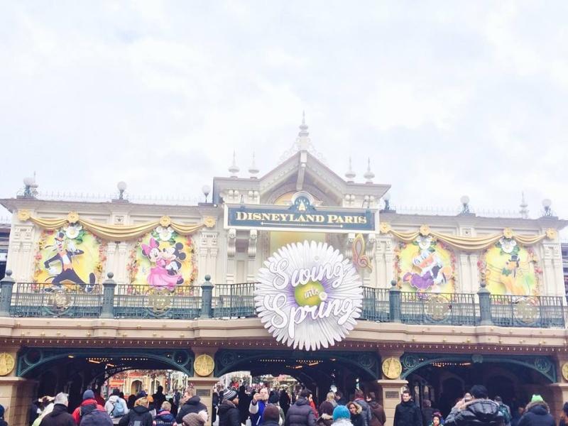 Festival du Printemps du 1er mars au 31 mai 2015 - Disneyland Park  - Page 6 11021010