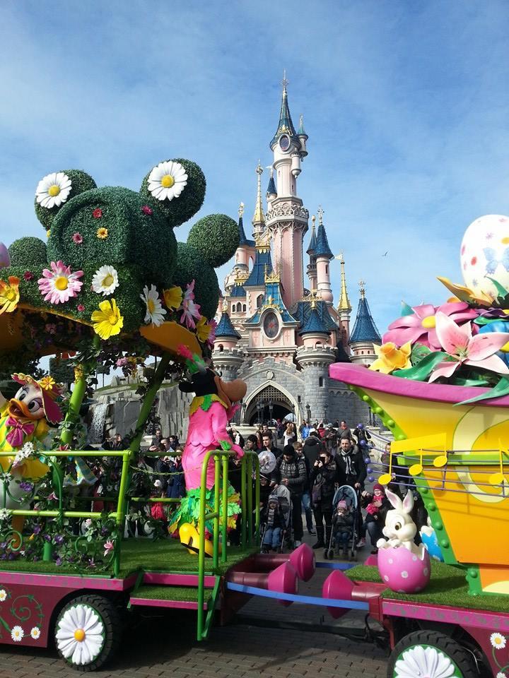 Festival du Printemps du 1er mars au 31 mai 2015 - Disneyland Park  - Page 8 11024610