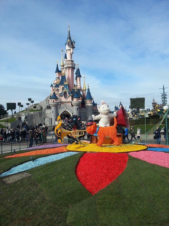 Festival du Printemps du 1er mars au 31 mai 2015 - Disneyland Park  - Page 8 11024611