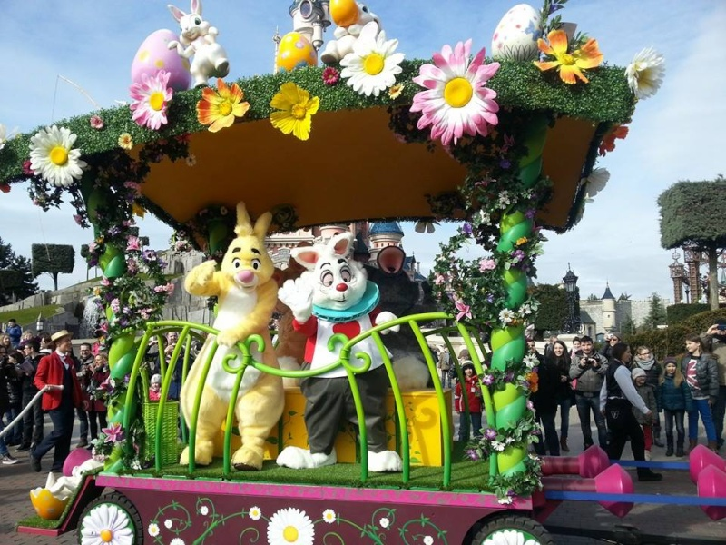 Festival du Printemps du 1er mars au 31 mai 2015 - Disneyland Park  - Page 8 11024710