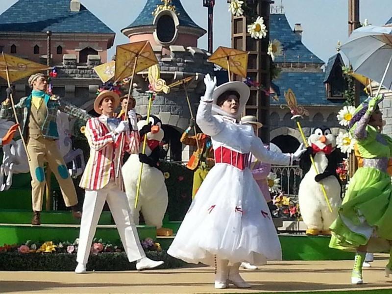 Festival du Printemps du 1er mars au 31 mai 2015 - Disneyland Park  - Page 8 11025210