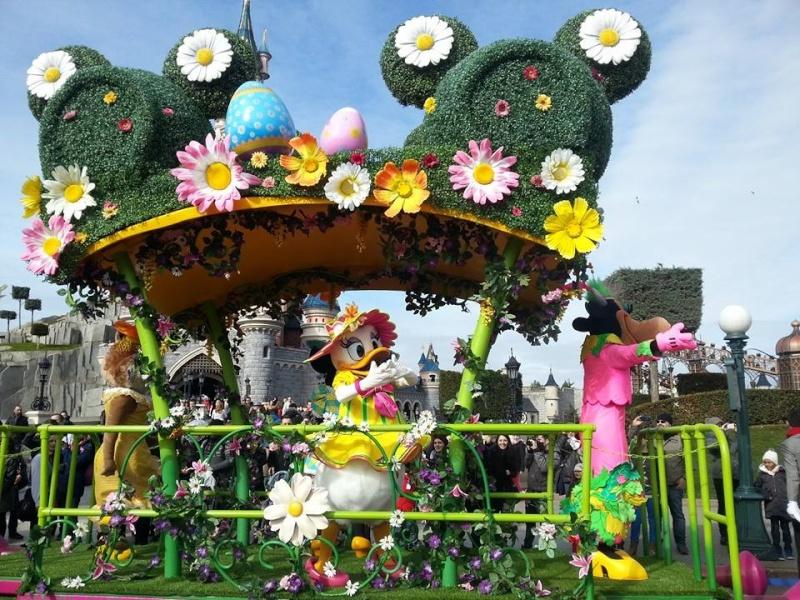 Festival du Printemps du 1er mars au 31 mai 2015 - Disneyland Park  - Page 8 11025710
