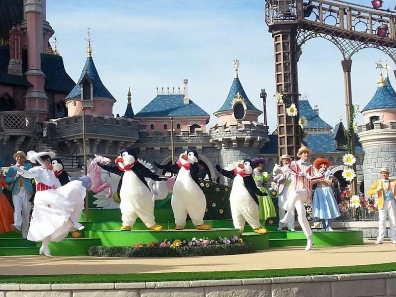 Festival du Printemps du 1er mars au 31 mai 2015 - Disneyland Park  - Page 8 11029410